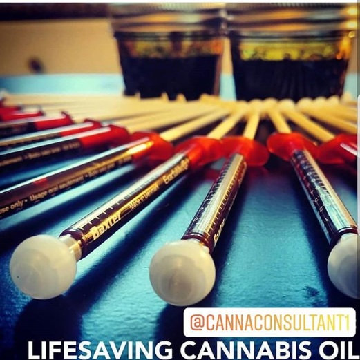 What Cannabis Oil (RSO) Did for Within Hours of Taking it for the First Time!