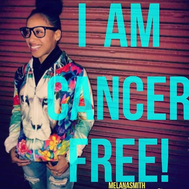 It Never Gets Old... I AM CANCER FREE!