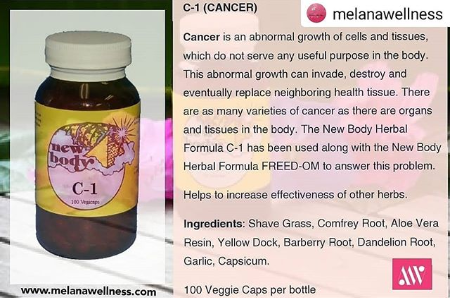 C-1 For Cancer