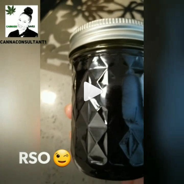 My RSO is So Thick, it Will Never Pour Out!