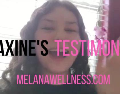 Maxine's Experience with Melana & Master Chief Vape Cartridges!