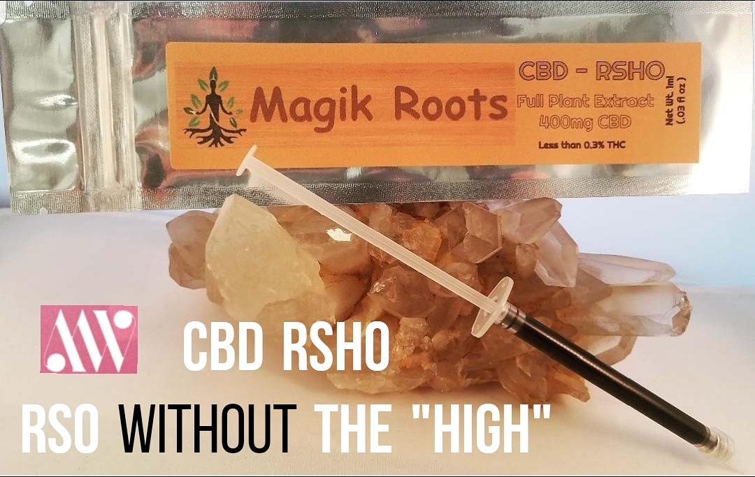 When You Want to Use RSO, but Don't Want THC... This is What You Need!