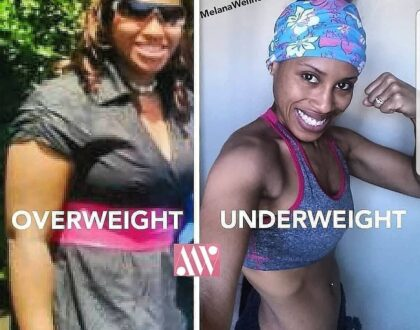 The Struggle With Weight and Nutrition!