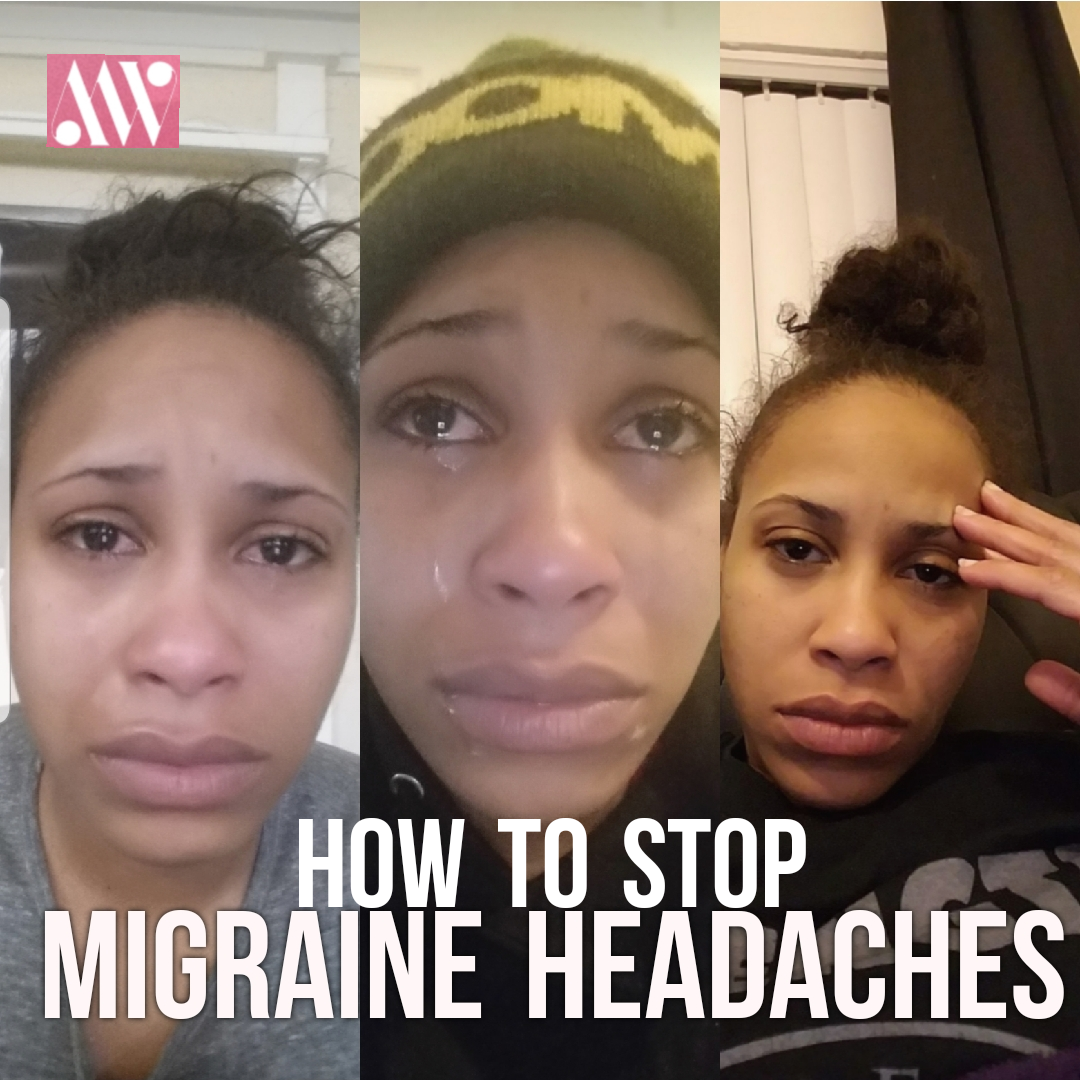 Stop Headaches and Migraines Forever! What the Doctors Won't Tell You!
