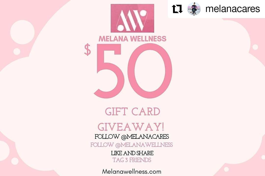 Melana Cares Happy Healingdays Giveaway!!!