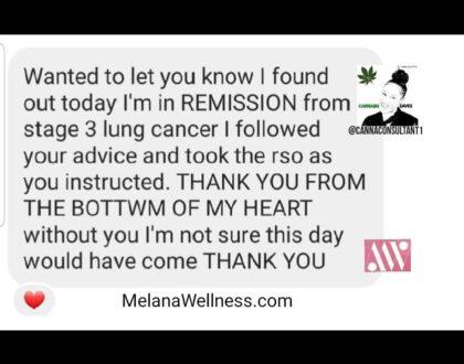 Testimonial Tuesday: Cancer Success!
