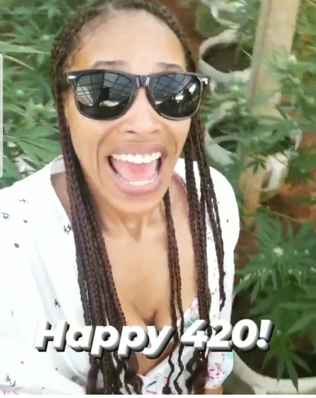 Happy 420 My People! 😊🌱