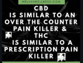 CBD VS. THC for Effective Pain Relief